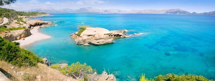 Alcudia Mallorca Playa de S Illot la Victoria