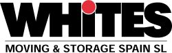 Whites Moving & Storage Spain Logo