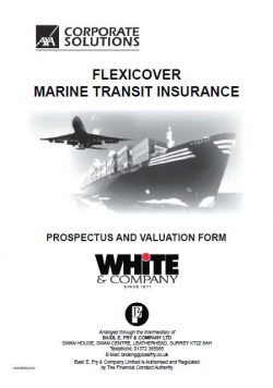 flexicover insurance front page
